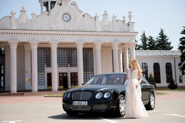 бентли прокат в Харькове с водителем