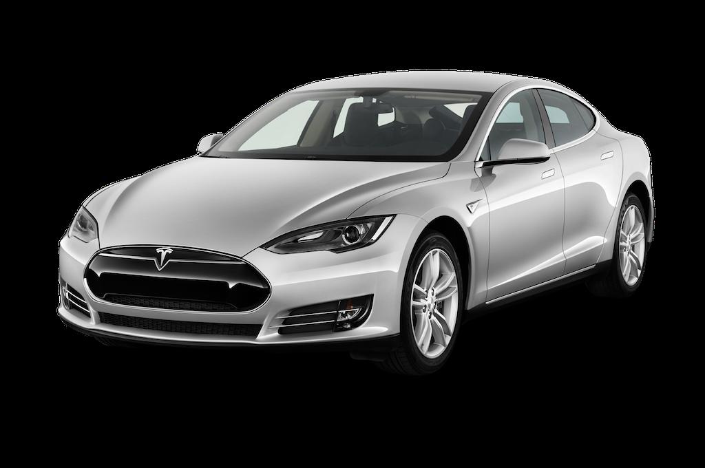 Tesla model S fro rent in Kharkiv
