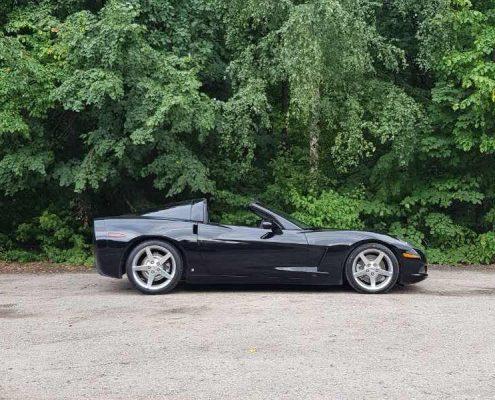 прокат Corvette c6