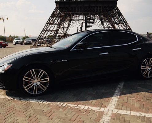 Maserati ghibli Харьков
