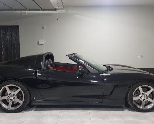 аренда Corvette c6