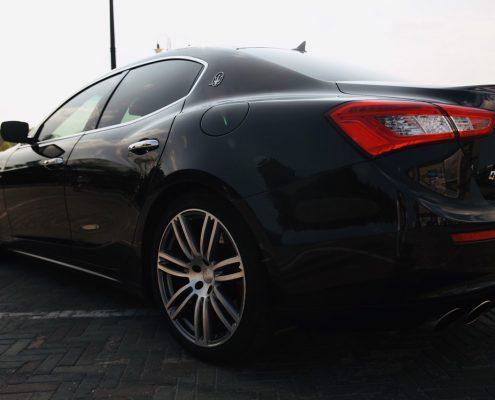 Maserati гибли в Харькове аренда