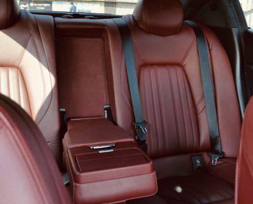 Maserati ghibli в Харькове с водителем