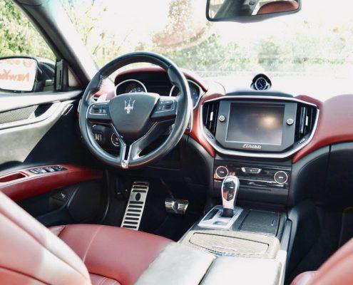 Maserati Харьков свадьба аренда